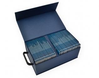 Эксклюзивная упаковка для 43х дисков