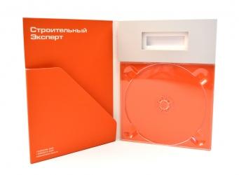 Флеш-пак для электронного ключа, диска и буклета