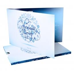 Дигифайл DVD формата на 3 диска + слипкейс