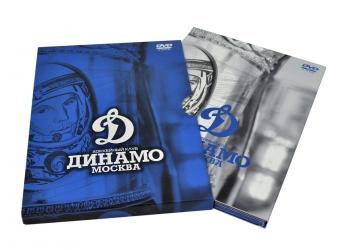 Диджипак DVD на 2 диска со слипкейсом