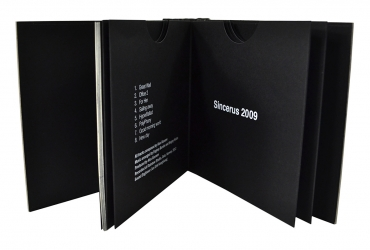 Упаковка для 5-ти компакт-дисков. Диджибук