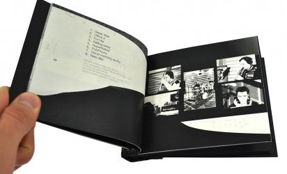 Креативный диджибук на 5 дисков со слипкейсом