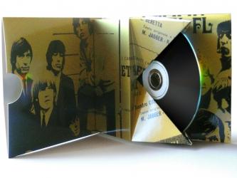 JakeBox (джейкбокс) CD формата с карманом под брошюру