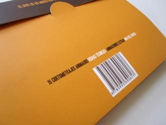 Нестандартная упаковка DVD.
