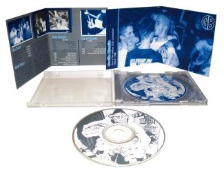 Jewel box на 1 CD диск.