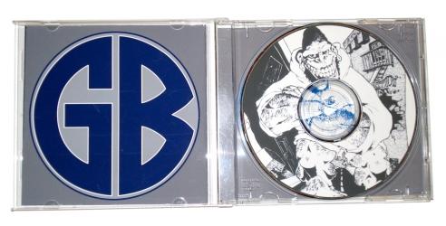 CD jewel box.
