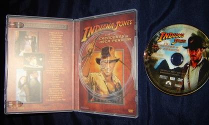 DVD амарей с диском. Печать по диску офсетом.