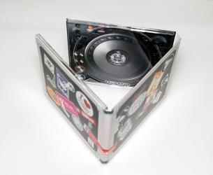 Дизайнерская упаковка для дисков