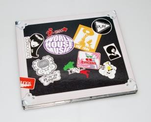 Dj pack для двух дисков с терями
