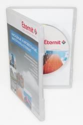 Амарей для DVD диска с вкладышем