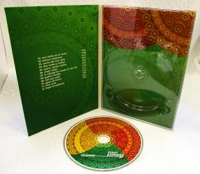 ДВД диджипак с треем