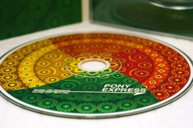 Печать на диске офсетом