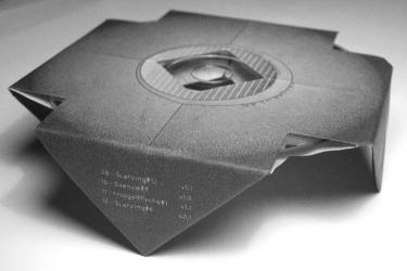 Старвинг - оригинальная упаковка для дисков