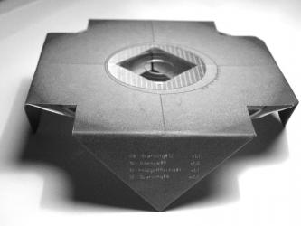 Starving - подарочная упаковка для CD дисков