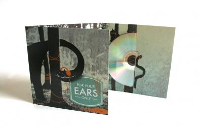 Диджифайл CD на 1 диск.