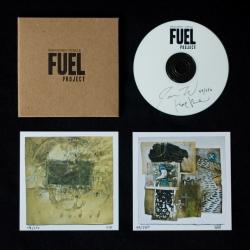 Конверт для 1 диска, диск и 2 открытки.