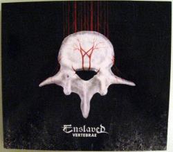 Дигипак на 1 CD диск в форме креста. Enslaved.