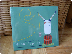Дигислив для 1 CD диска. From Jupiter.