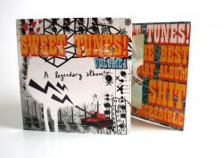 Дигифайл СД для 1 диска. Sweet tunes.