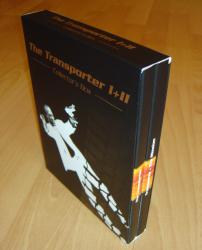 Набор из 2-х диджипаков ДВД формата в слипкейсе. Перевозчик 1 и 2.