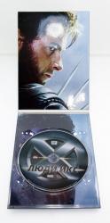 DVD Дигипак с альбомно-ориентированным треем