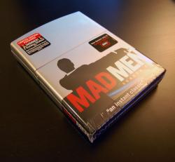 Бокс-сет на 4 DVD диска. Mad men.