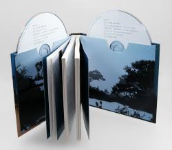 Дигибук CD формата на 2 диска.