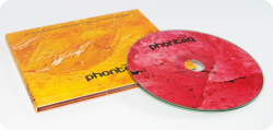 Диджипак CD формата на 1 диск