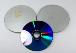 Тинбокс круглый на 1 диск.