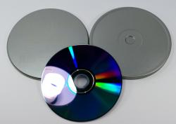 Тинбок круглый, на 1 диск.