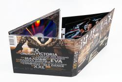 Диджипак для двух CD дисков с буклетом
