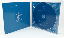 Digipack CD формата для 1 диска. Valentin Yudashkin.