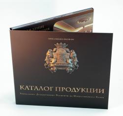 Digipak на 1 CD диск.