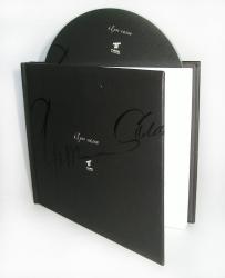 Диджибук CD формата на 1 диск. Арт-салон.