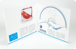 Диджифайл CD формата 4 полосы, на 1 диск. Альт Групп