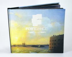 Диджибук CD формата на 3 диска. Fortdance