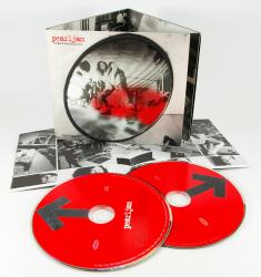 Диджислив CD формата для 2 дисков и буклета, 6 полос.