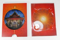 Слипкейс DVD с треем для 1го диска. Mus.