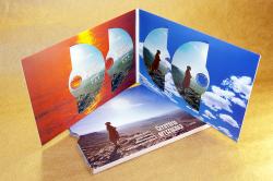 Дигифайл DVD на 4 диска + слипкейс. Серафима прекрасная