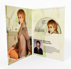 Дигифайл DVD для 1 диска. Хаир Клаб