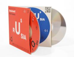 Дигислив CD для двух дисков. Союз Театральных Деятелей.