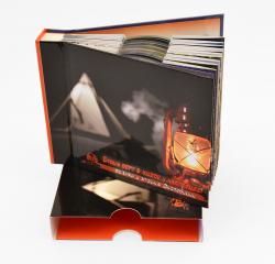 Дигибук CD формата для 10 дисков. Экспедиция.