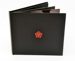 Дигибук CD с черным треем и буклетом. Desire Machine