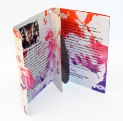 Индивидуальная упаковка DVD формата для 1 диска. DJ Delight