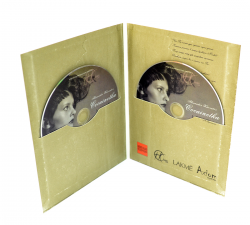 Дигифайл DVD 4 полосы, на 2 диска. Хаир Клаб - кокаинетка