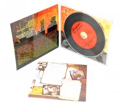 Диджипак CD 4 полосы 1 трей + карман под буклет. Танцуйте