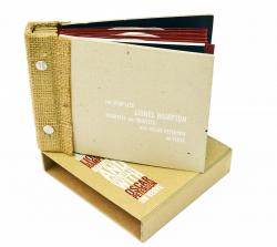 Креативный диджибук для 4х дисков, со слипкейсом. Lionel Hampton