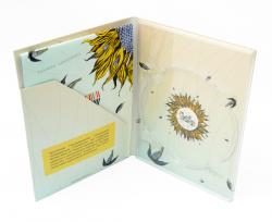 Диджипак DVD для 1 диска и буклета. Linoleum