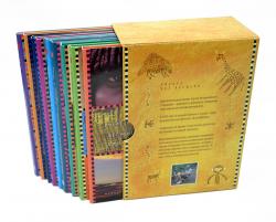 Эксклюзивный сборник для 9 дисков. Африка-вне времени