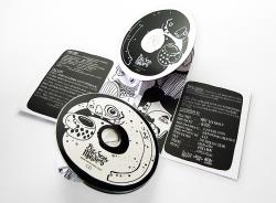 StandUp упаковка для 2х дисков и буклета